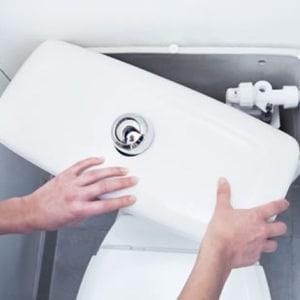 Réparer la chasse d'eau
