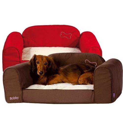 Et pourquoi pas un divan pour votre chien ? Divan Confort Bobby à 76.79 €  sur Wanimo