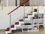 Escalier intérieur : dispositif design et moderne