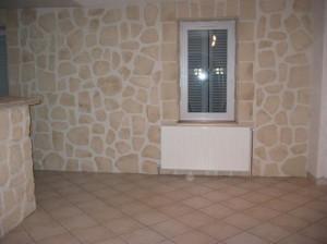 Les pierres de parement sont pratiques pour la décoration intérieure