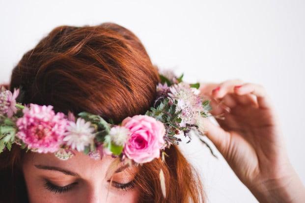 couronne-de-fleurs-fraiches