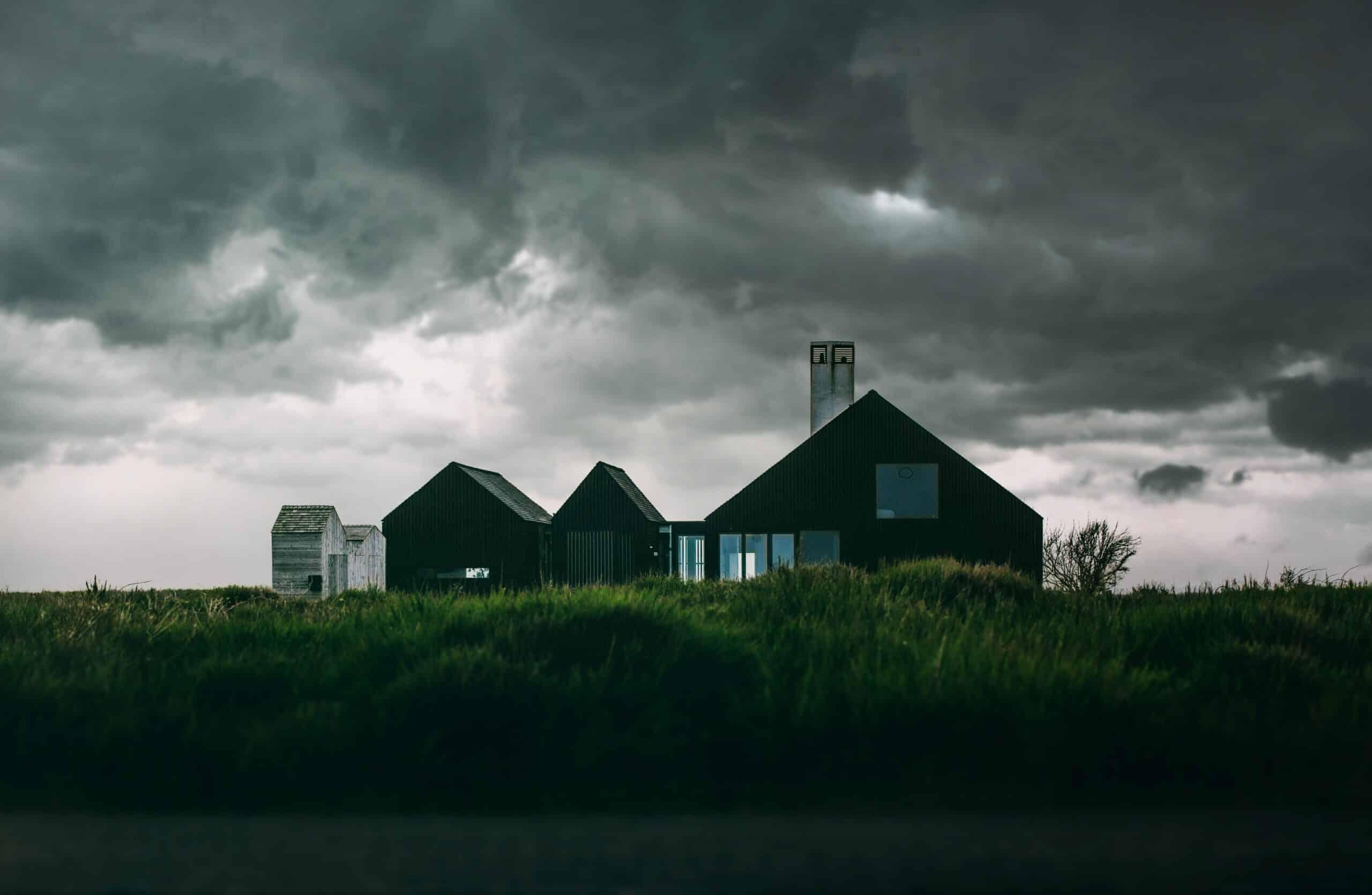 Maison moderne extension